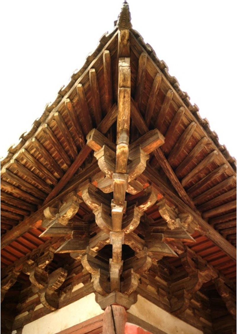 匠心营造·斗拱——中国古建筑的第一语言