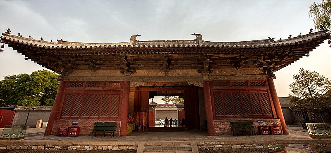 比如我国最高的木塔山西应县佛宫寺辽代释迦木塔.