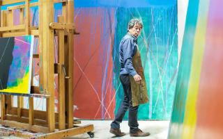 谭平:抽象艺术是最能自由表达的一种艺术