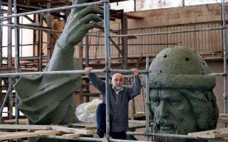 """为什么一座""""弗拉基米尔大公""""的雕像会引起莫斯科舆论哗然"""