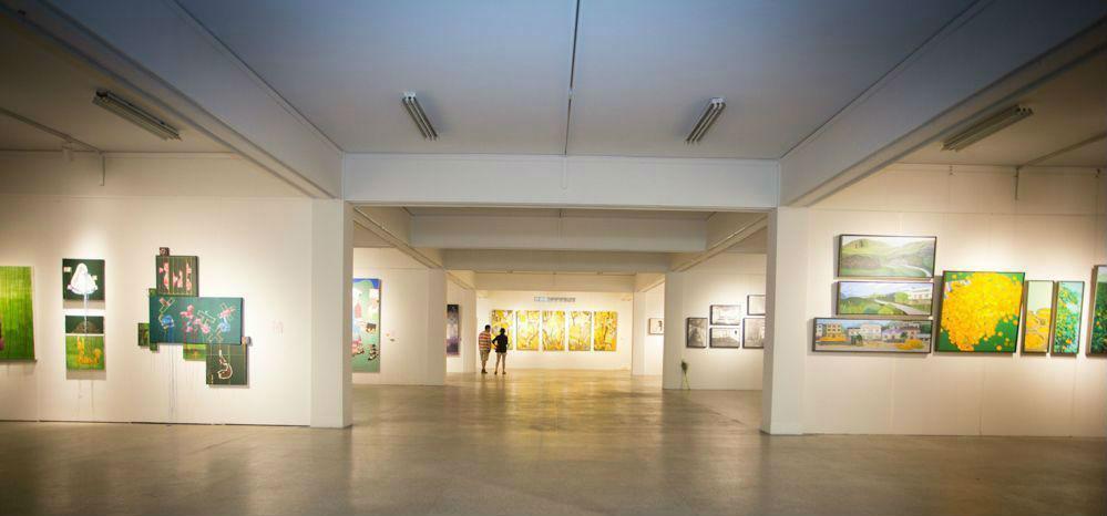 2015中央美术学院毕业季展览现场4