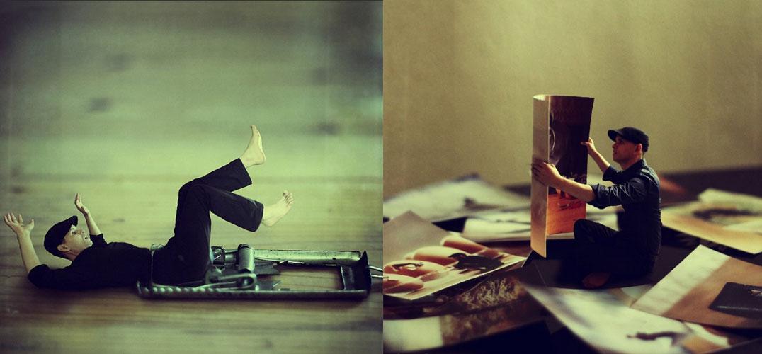 自拍这么玩:趣味十足的创意和观念摄影