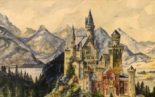 希特勒绘画作品以44万美元价格拍出