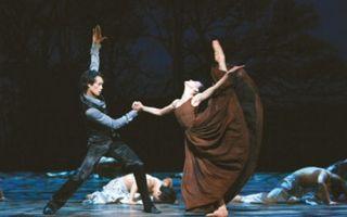 """德国编导巴纳谈现代芭蕾""""长恨歌"""":我不想做一个唐朝的复制品"""