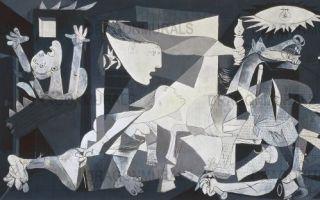 毕加索:我不懂什么是抽象派什么是立体派