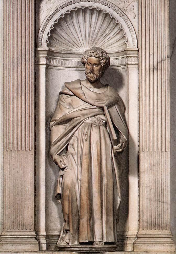 圣·保罗 米开朗基罗