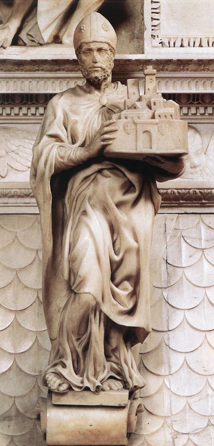 圣·佩特罗尼乌斯 米开朗基罗