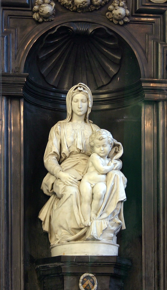 圣母子 米开朗基罗