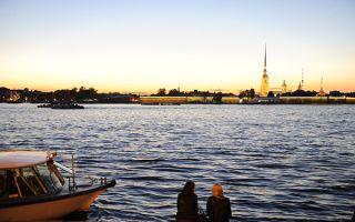 圣彼得堡的白夜
