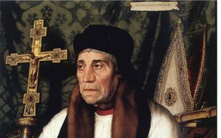荷尔拜因肖像画高清全集(62张)