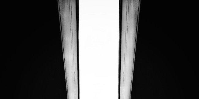 将线条玩出花活:街头的黑白光影探索
