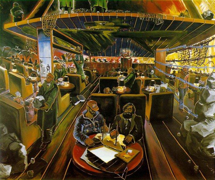 德国咖啡馆系列