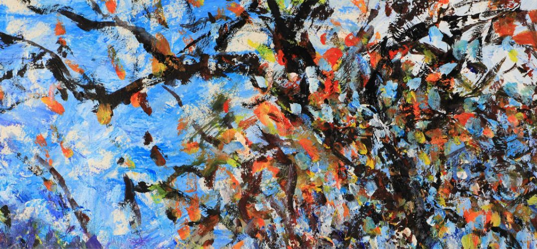 探索无限的自然 李玉双写生创作六十年艺术展