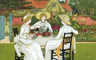 怎样像贵族一样:关于高茶、下午茶、中午茶、泡泡茶