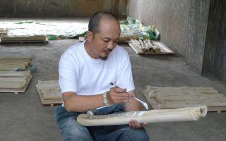 白明:传统又现代的艺术家