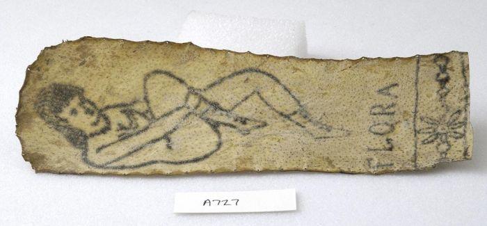 恐怖的艺术:19张主人死后的纹身人皮收藏