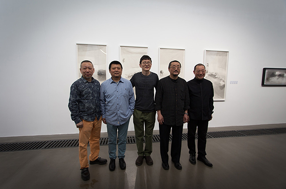 共写同一种江南情境:沈勤、陈琦作品展于亚洲艺术中心开幕