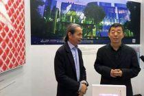 顾长卫艺术作品亮相香港巴塞尔:圆了我的一个梦