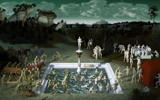 缪晓春:关于《H2O--艺术史研究》