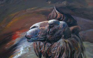 一川草色青袅袅:恩和与他的骆驼