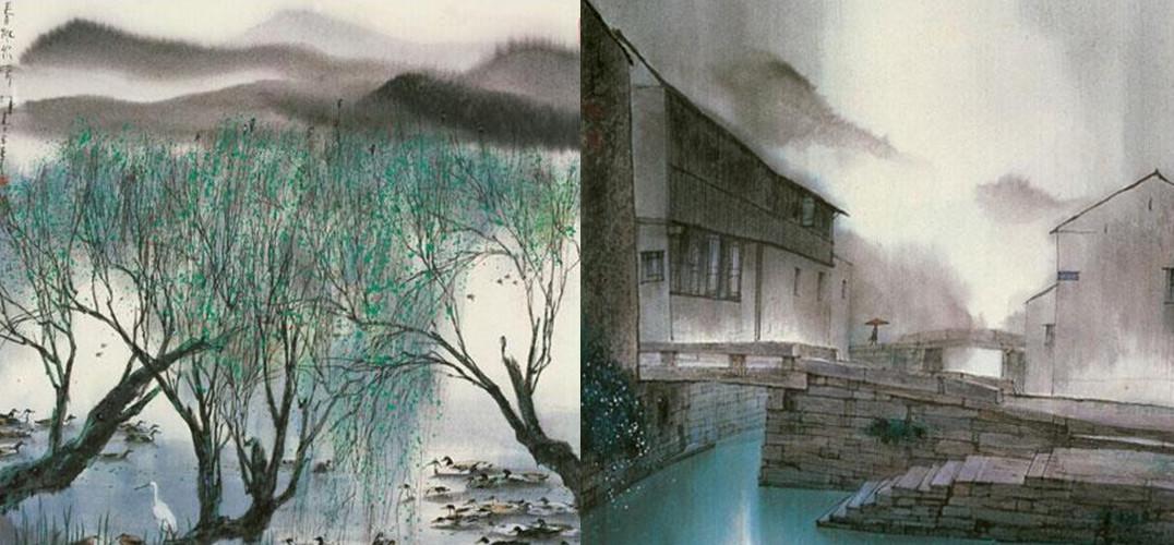 家乡梦境:杨明义笔下的苏州