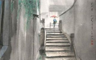 杨明义:水墨中的烟波迷离