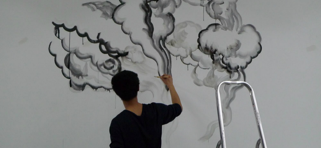 """邱志杰:青年艺术家们的""""十大学生腔"""""""