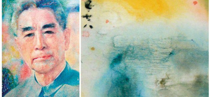人生之洗:献给知名校友、老艺术家庄华岳先生