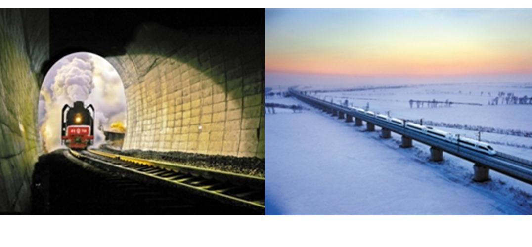 90后摄影师30万公里追拍火车