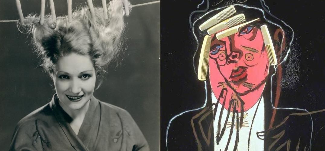 "【Art or Not】邀请你来猜:两个""郁闷的人""哪个才是真正的艺术?"