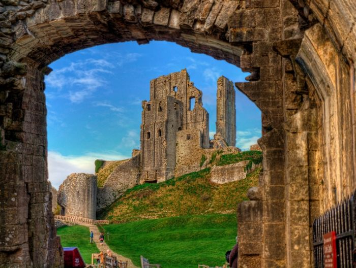 世界上最壮美的29座古城堡!