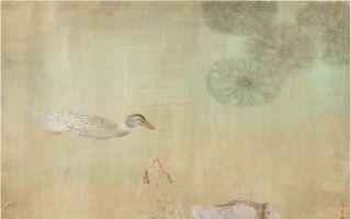 江宏伟工笔花鸟:二十四节气之大雪