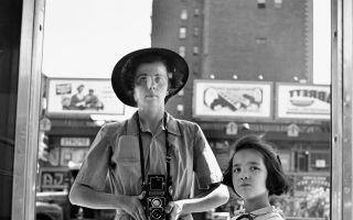 薇薇安:从保姆到摄影大师 100张经典作品赏析