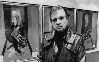 弗朗西斯·培根作品图录将发行 100多幅画作首次公开