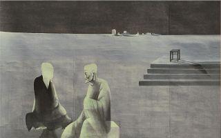 """一片云水释禅心 苏州博物馆举办沈勤""""洇·氤·霪·滢""""个展(作品集)"""