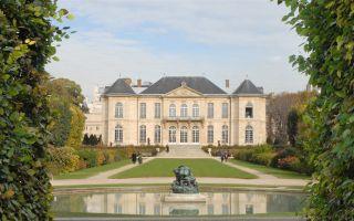 巴黎罗丹美术馆重新开幕 欢庆罗丹185岁生日