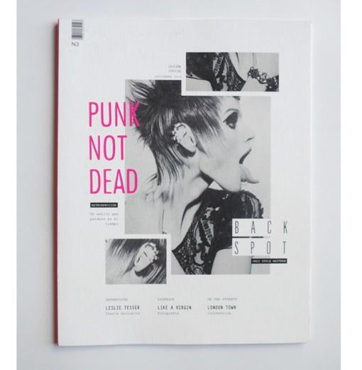 杂志封面版式设计/排版设计