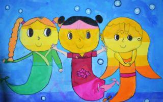 """""""我们的世界""""自闭症儿童美术作品展:绘画让不同的你我 感受相同的美"""