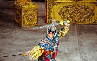 作曲家谭盾:从梅兰芳剑舞中寻得灵感
