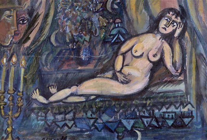 英国商人马丁·朗于1992年花费10万英镑购买的夏加尔油被画鉴定为赝品 去年,位于巴黎的夏加尔委员会(Chagall committee)将英国商人马丁·朗(Martin Lang)在1992年花费10万英镑购买的一幅夏加尔油画鉴定为赝品,并依照法国法律将之一把火烧毁。同一时期的大洋彼岸,《功甫贴》真伪之辩在中国闹腾得沸沸扬扬。而关于素描《美丽公主》(La Bella Principessa)是否出自达·芬奇之手自2008年起就在各路专家间争论不休,至今尚未定论