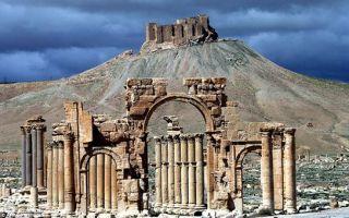 叙利亚和平遥遥无期 文物古迹已奄奄一息