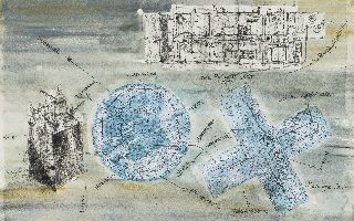 """""""看不见的城市""""彭涛个即将开幕:搜集虚拟城市的面孔碎片"""