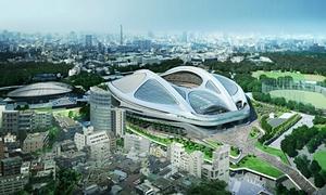 扎哈·哈迪德东京奥林匹克体育场项目的麻烦史