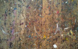 【Art or Not】邀请你来猜:两块肮脏地板哪个才是真正的艺术?