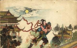 唐传奇小说:参透人性与世情后见奇幻