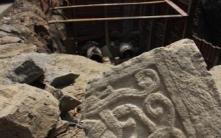 临沂市兰山路下藏千年汉墓 文物部门拟原址保护