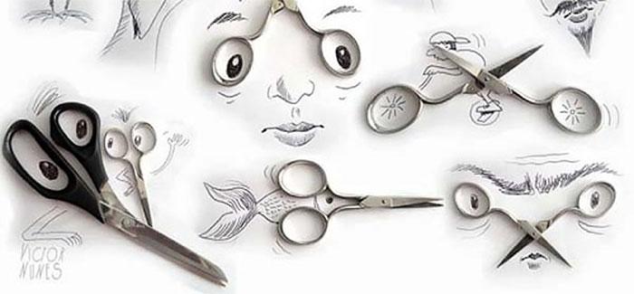 艺术家的头脑风暴:创意手绘作品
