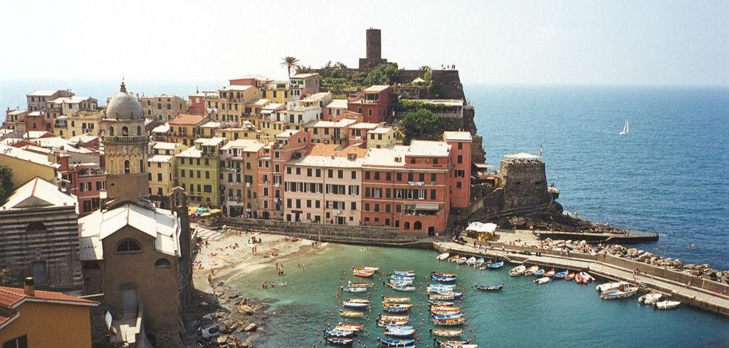 """意大利古建筑保护方法:给古建筑安排""""领养人""""图片"""