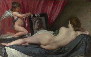 为什么油画中有那么多的裸女?