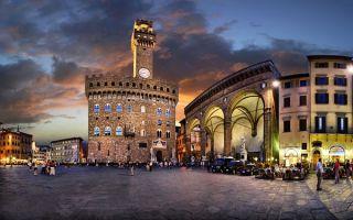 欧洲雕塑史上的一块宝地:佛罗伦萨领主广场
